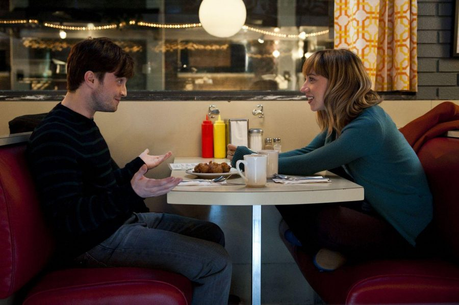 What If an inherently flawed, but pleasant romantic comedy