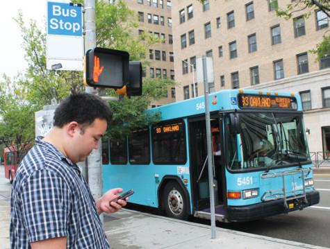 Welcome Back: Never miss the bus again with PAT live tracking