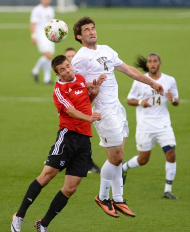 Men's Soccer: Pitt pulls away in second half, defeats Cal. U in exhibition