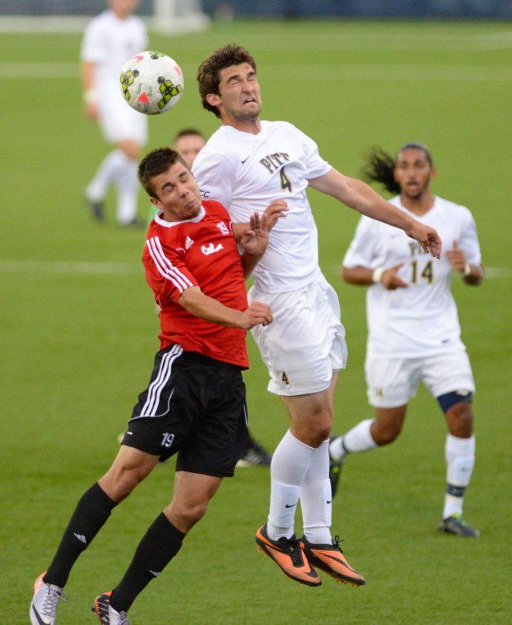 Men's Soccer: Pitt pulls away in second half, defeats Cal. U in exhibition