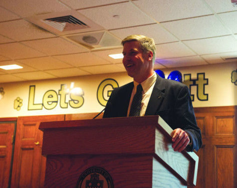 Welcome Back: Getting to know Pitt's next Chancellor
