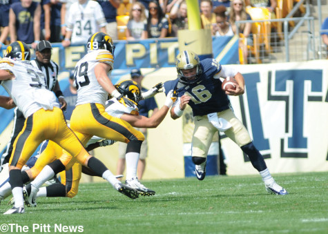 Pitt football should utilize all of its weapons on offense