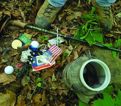 Hidden treasures: Get outdoors with geocaching