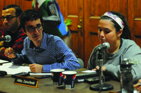 SGB takes pledge to fight sexual assault on campus