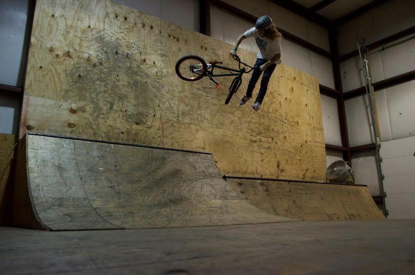 The Wheel Mill: Pittsburghs weatherproof biking facility
