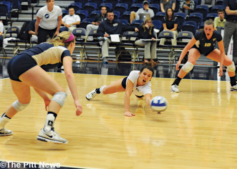 Volleyball: Panthers pass test before ACC slate