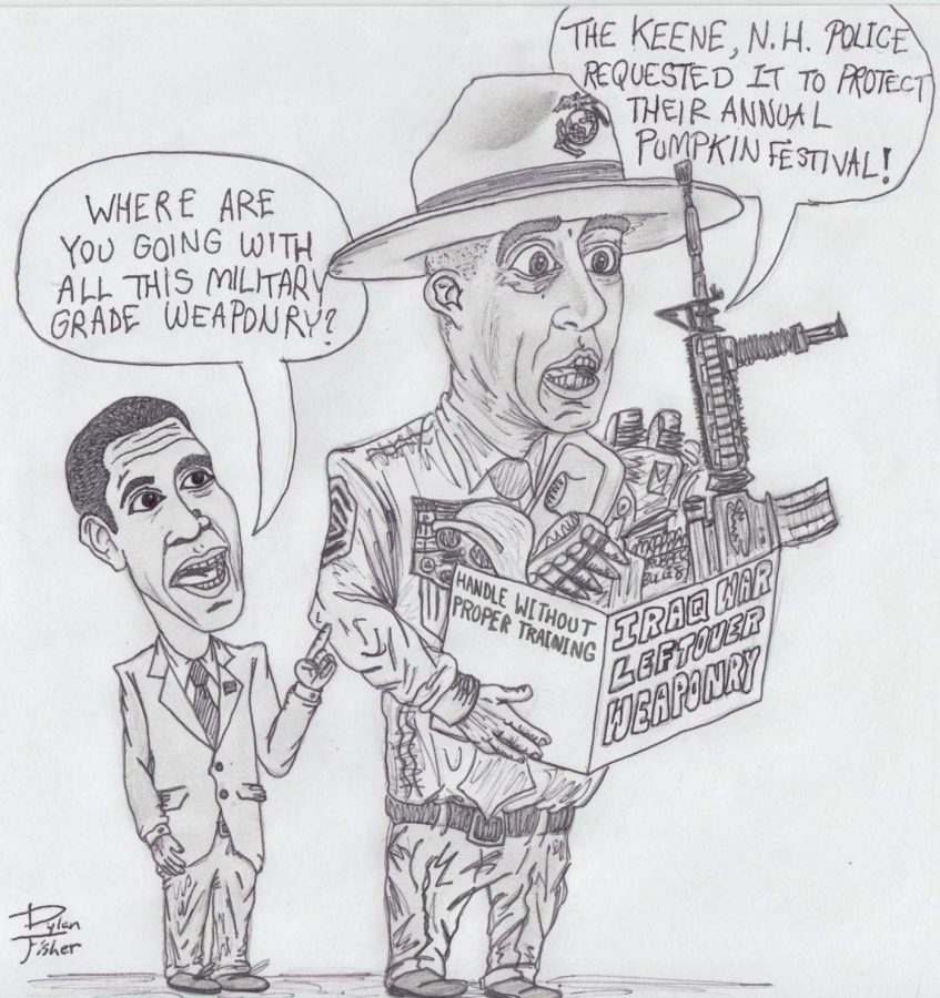 Obama%27s+effort+to+demilitarize+our+police
