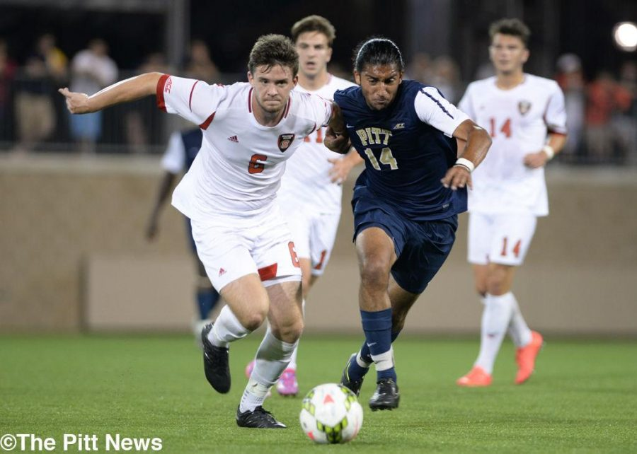 Werth's second half goal less to tie with Wolfpack