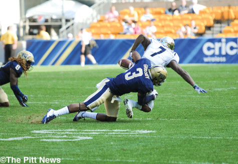 Mental lapses Pitt's detriment in 21-10 loss to Akron