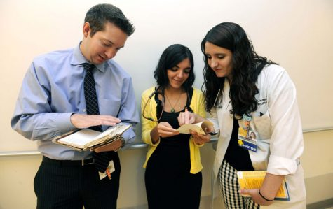 Strong medical school applicants must reach specific criteria