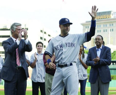 Derek Jeter epitomizes the best of Major League Baseball