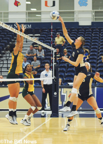 Pitt prepares for second home tournament