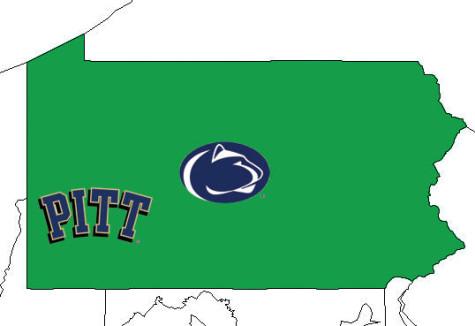 Pitt vs. PSU