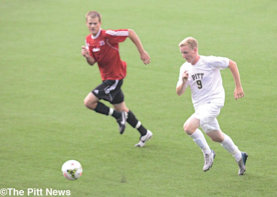 Mixed results on road trip for Pitt men's soccer