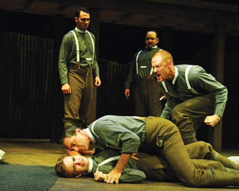 'Observe the Sons' explores disillusion with war, bond of brotherhood in World War I