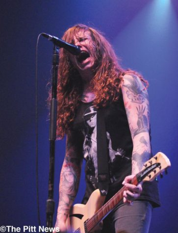 Against Me! and Branan hog the spotlight from Gaslight