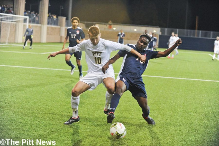 Men's soccer draws over weekend, now scoreless in three straight