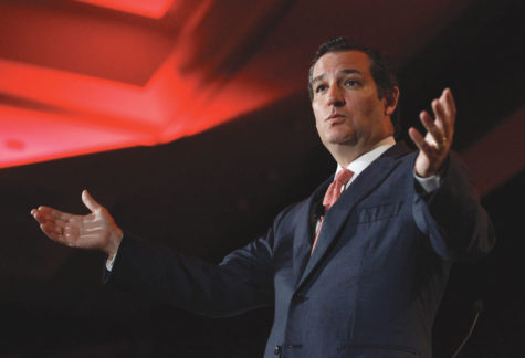Sen. Ted Cruz is known as an ideological purist