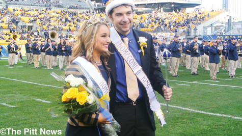 Tears, crowns and campaigns: Homecoming king and queen named
