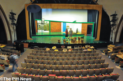 Pittsburgh Playhouse moving Downtown