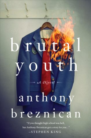 Former Pitt News EIC gets 'Brutal' in strong debut novel
