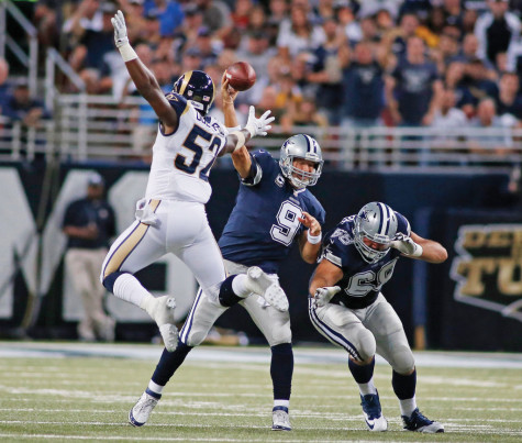 Dallas Cowboys benefitting from parity in NFL