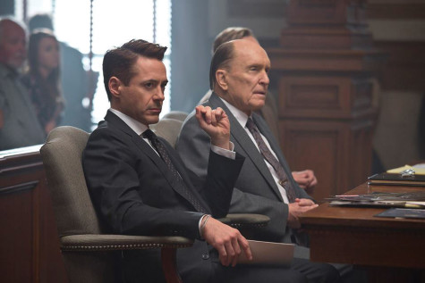Downey, Duvall carry compelling 'The Judge'