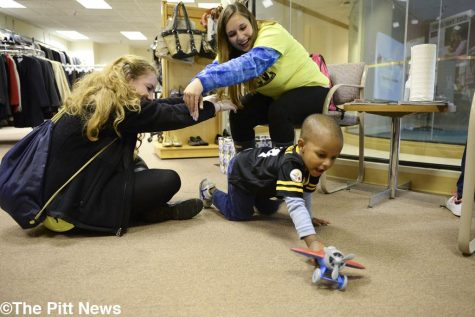 Gallery: Pitt Make a Difference Day 2014