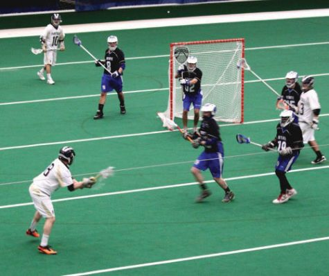 Club sports rundown: Fencing and lacrosse prepare for spring season