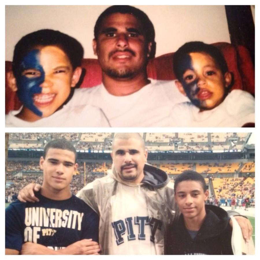 Father and son share longtime connection to Pitt football