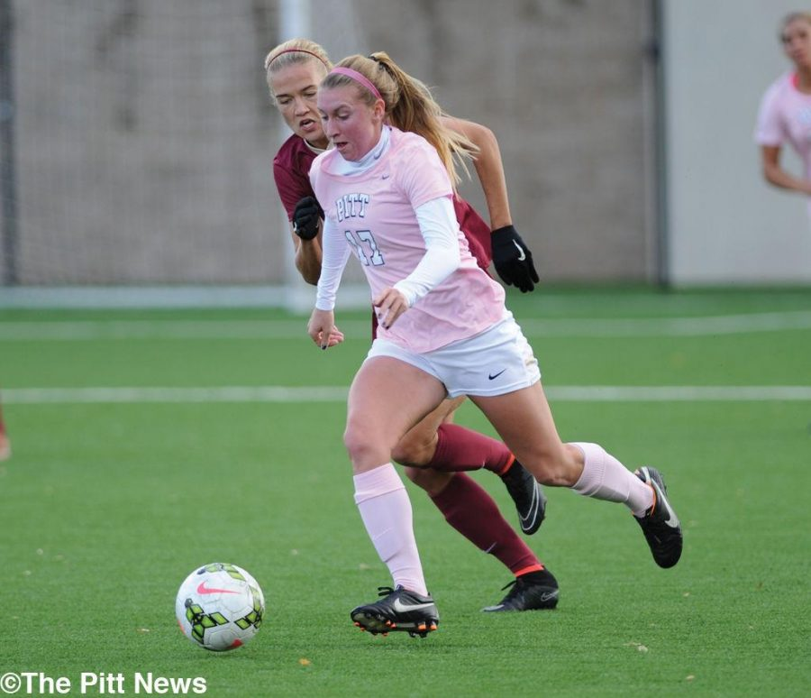 Women%27s+soccer+prepares+for+crucial+Louisville+contest