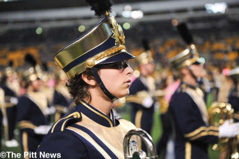 Bend, but no snap: The logistics behind a successful Pitt Band show