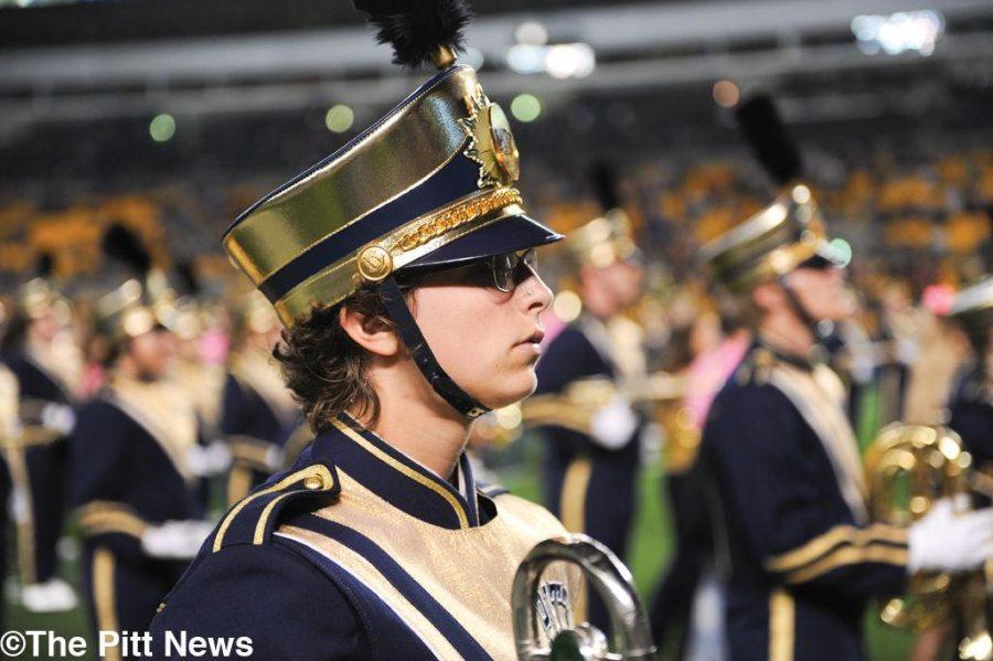 Bend, but no snap: The logistics behind a successful Pitt Band show