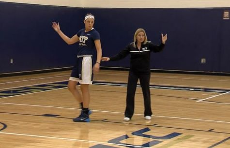 After four years away, Wignot returns to basketball