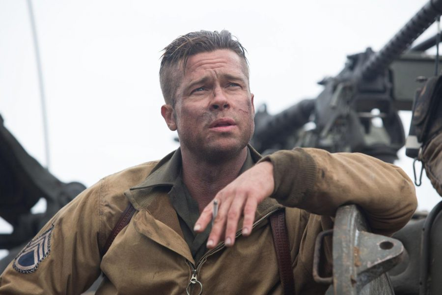 'Fury' rips every page out of WWII playbook, but still entertains