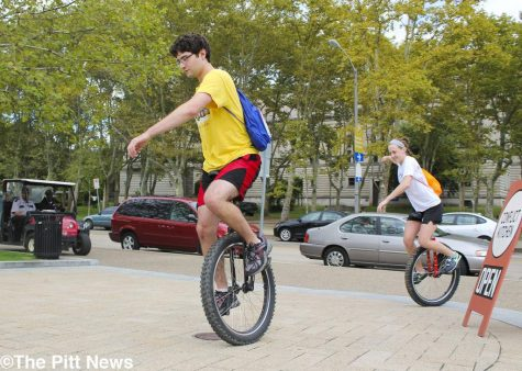 Pitt gets $1 million to increase active transportation