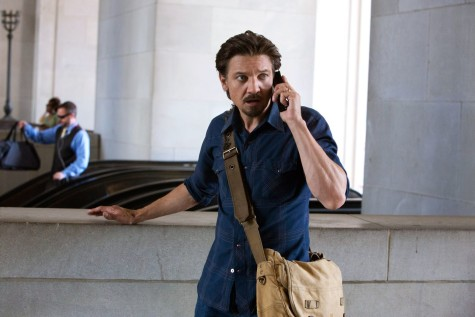 Renner impresses in 'Messenger'