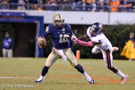Penalties again Pitt's downfall as it loses third straight game