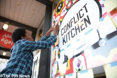 Conflict Kitchen reopens today