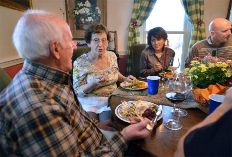 How to deal with politically charged family gatherings