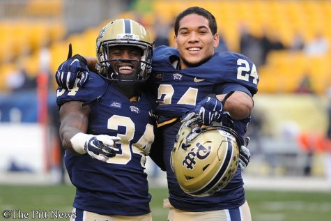 Committee rules: Pitt backs run for 258 yards in win over Syracuse