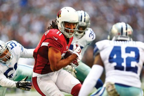 Pitt in the NFL: Fitzgerald continues resurgence in week nine