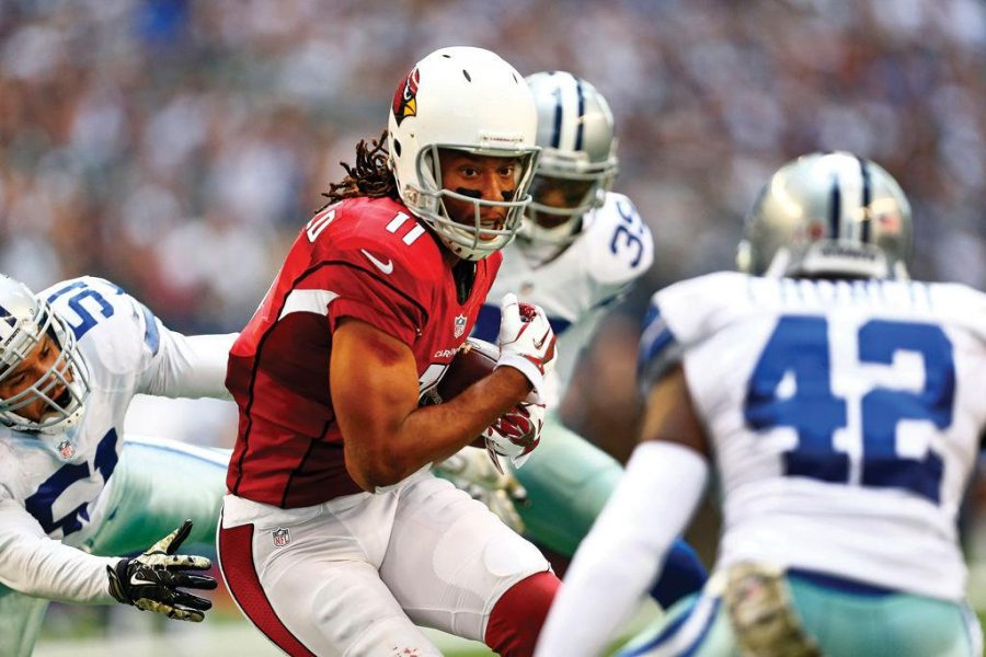 Pitt+in+the+NFL%3A+Fitzgerald+continues+resurgence+in+week+nine