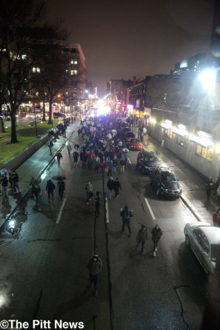 Gallery: Anti-Police Brutality Protest 12/5