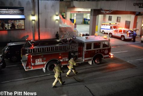 Gallery: Fire at Litchfield Tower A
