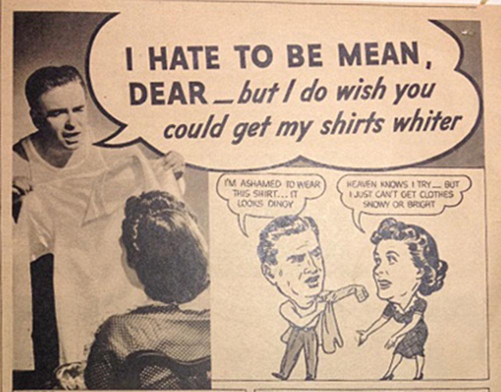 representation of women in advertisements