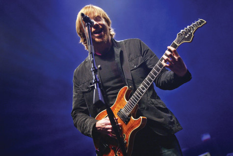 Trey Anastasio Band rocks Stage AE with lengthy, new jams