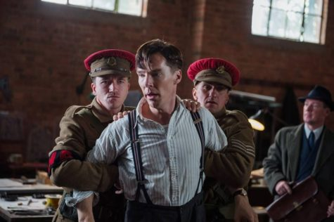 Cumberbatch commands the whip-smart 'Imitation Game'