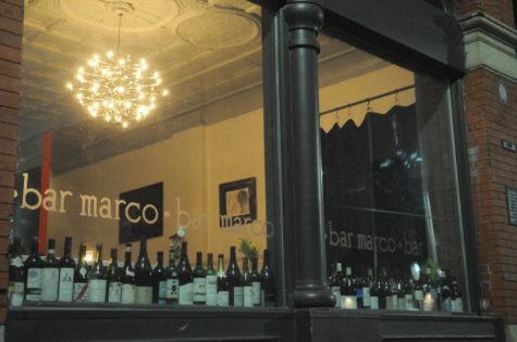 Bar Marco is a restaurant in the Strip District