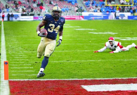 Five takeaways from Pitt's weekend bowl game